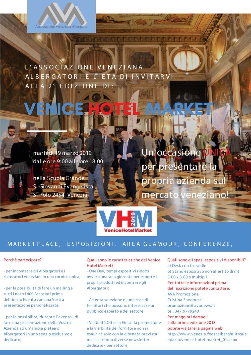 Venice Hotel Market 2019